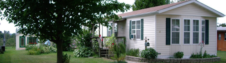 Mobile Home Investment In Texas